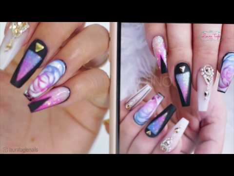 NAIL ART DESIGN RECREATED
