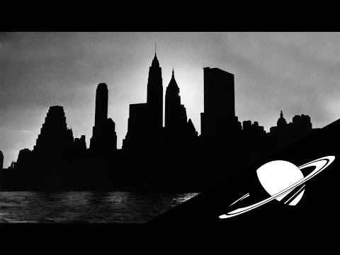 D'étranges lueurs dans le ciel de New-York