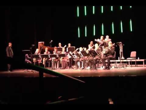American Patrol - Snow Canyon High School Jazz Band @ DSU 10-21-2014