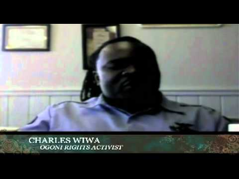 Charles Wiwa On Sahara TV