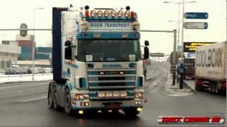 Waalhaven Special - Daf Volvo Iveco Scania V8