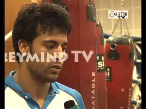 LONDON OLYMPICS: SUMIT SANGWAN.. ONE OF INDIA'S RADIANT MEDAL HOPES