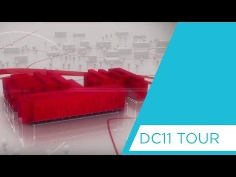 Tour of Equinix DC11 Data Center in Washington D.C.
