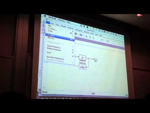 Controls Lab Notes: Get Transfer Function from Simulink