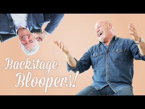 OCEANO è da ridere – backstage bloopers