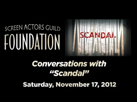 Conversations with Kerry Washington and Cast of SCANDAL