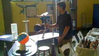 Vacuum Balls with Fiids Bohmar