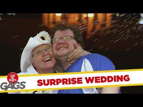 Esküvői meglepetés