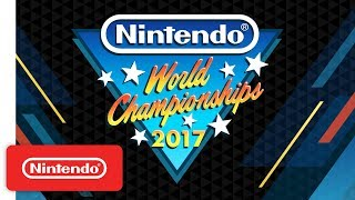 Nintendo World Championships 2017 - Announcement