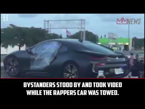 XXX Tentacion's BMW was removed from the crime scene [My Mixtapez News] thumbnail