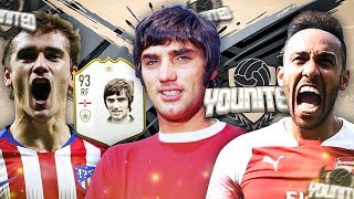 FIFA 19: YOUnited ICON George Best #3 - Der PERFEKTE STURM! 🔥📜