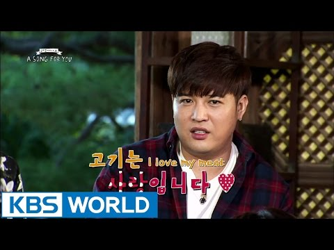 Global Request Show : A Song For You 3 - Ep.15 With Super Junior video