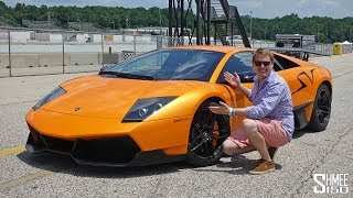 The Lamborghini Murcielago LP670 SV with IPE is the Sound of Heaven!