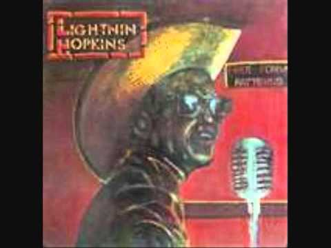 LIGHTNIN' HOPKINS ~Someday Baby