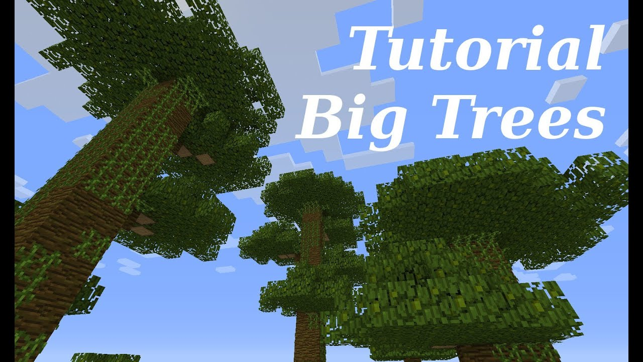 minecraft how to grow silverwood trees