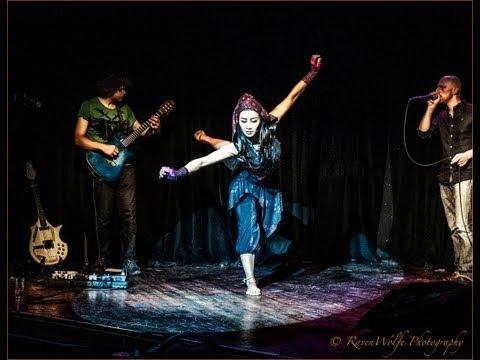 Anasma and Beatbox Guitar Brujo Tango at Tribal Solstice