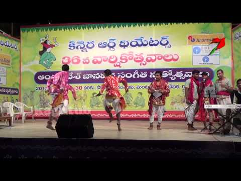 telugu janapada ganapathi song video