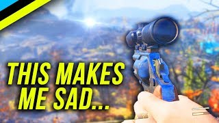 I Gave Fallout 76 A Second Chance... That Was A Mistake