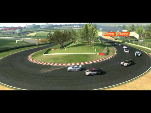 Real Racing 3 APK Cover
