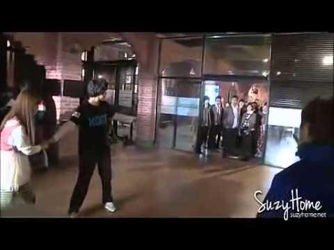 مسلسل حلم الشباب كواليس رقصة هي مي وسام دونق