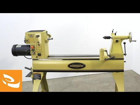Powermatic 3520B Lathe (woodturning lathe)