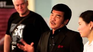 Hwang Jung Lee Q and A Part 1 (Official) Hate Media Seni 2014