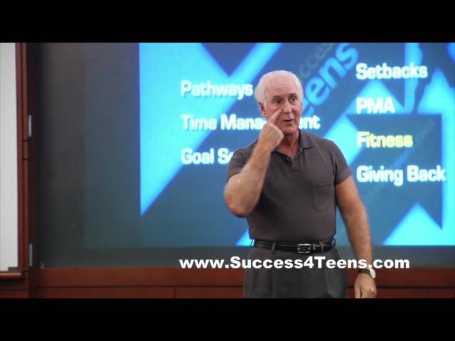 Success4Teens Life Coach Bill Morris - Short Promo 1