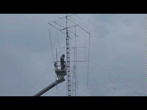 Alamance Amateur Radio Club - Antenna Upgrades