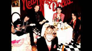 Watch New York Dolls Lonely So Long video