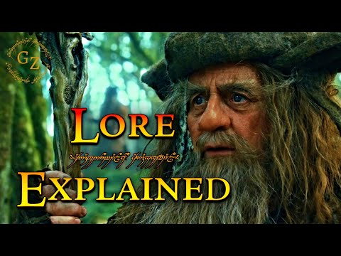 Radagast the Brown - Lord of the Rings Lore