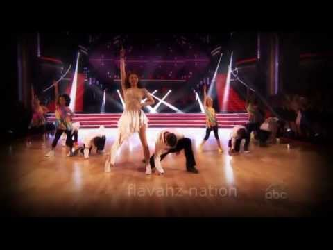 Angel and Charlize - Dancing w/ stars