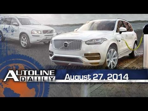 Volvo Finally Reveals the XC90, Honda's Subprime Concerns Overblown, G