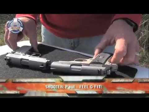 Colt Mustang vs. Sig P238 (.380)  *** NEW VIDEO BELOW ***