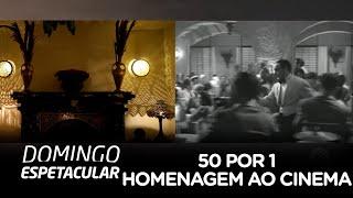 Álvaro Garnero conhece restaurante que faz homenagem ao cinema