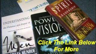 Myles Munroe Sermons - 10 Attitudes For Leadership Development - Part 12