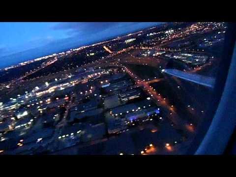 US Airways Express CRJ200 Take Off at Toronto