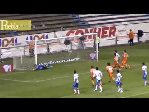 Puebla vs Correcaminos 2-3, Copa MX 2013,