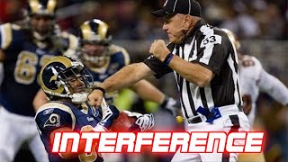 Referee Interference in Football Compilation