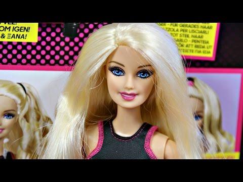 Barbie Endless Curls Doll / Barbie Wspaniałe Fryzury - Mattel - BMC01 - Recenzja
