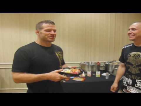 Nate Marquardt UFC 102 Fighter Blog