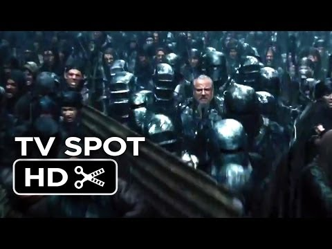 Noah TV SPOT - Survive (2014) - Anthony Hopkins, Russell Crowe Movie HD