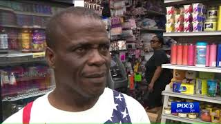 Robber stabs Brooklyn 99 cents store worker with screwdriver