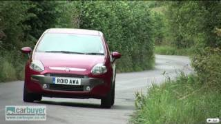 Fiat Punto Evo review - CarBuyer