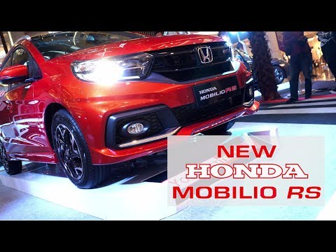Video Profil New Honda Mobilio RS 1.5L