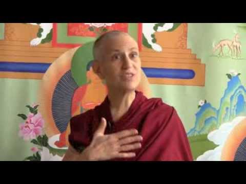 27 The Hindrance of Restlessness and Regret - White Tara Retreat - 01-26-11 BBCorner