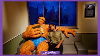 Marvel Super Heroes Exhibit | The Museum Of Pop Culture (MoPop)  Seattle, Wa
