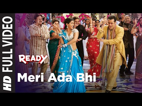 Meri Ada Bhi Ready Full Song| Salman Khan Asin