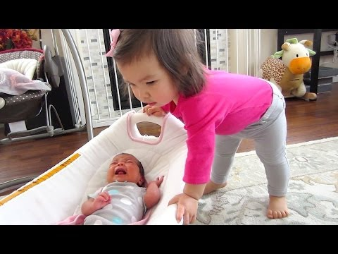Big Sister Duties! - March 30, 2014 - Itsjudyslife Vlog video