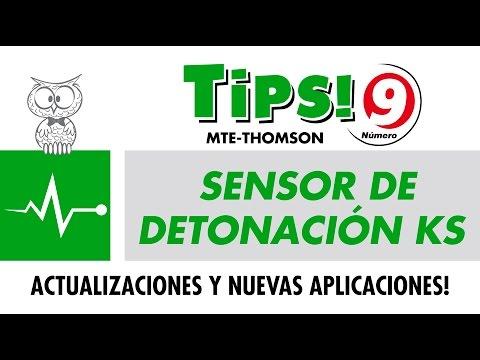 TIPS 09 - SENSOR DE DETONACIÓN KS