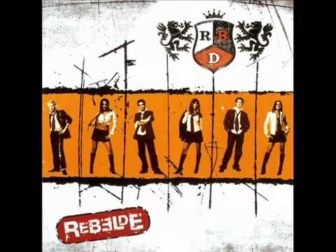 RBD, ALBUM REBELDE